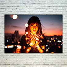 Westlake Art - Poster Print Wall Art - Portrait Girl - Modern Picture Photography Home Decor Office Birthday Gift - Unframed - 18x12in (*d9-0a3-279)