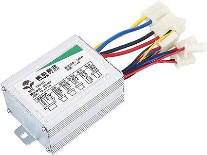 Controlador 48V 500W, Acogedor Controlador Cepillado, Buen ...