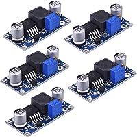 5 unidades XL6009 DC-DC módulo de impulso ajustable