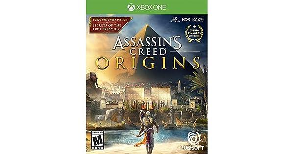 AssassinS Creed: Origins: Amazon.es: Videojuegos