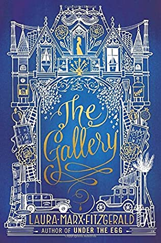book cover of The Gallery
