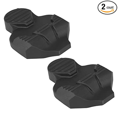 f215aa4724c Image Unavailable. Image not available for. Color  BV Bike Cleat Covers for Look  Keo System - Road Bike Bicycle ...