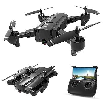 Goolsky- SG900-S GPS RC Selfie Drone con Cámara 720P WiFi FPV ...