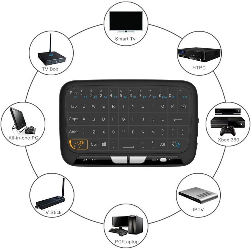 Pocket 2 4ghz Mini Wireless Tastatur Maus Mit Vollem Computer Zubehör