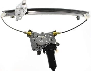 Manual Window Regulator For 2000-2006 Hyundai Accent Rear RH