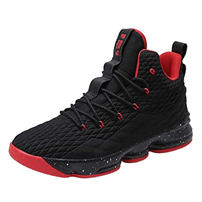 a1d093326cd2c7 Basketball Shoes for Lovers Newest 2018 Basketball Sneakers Men and Women Boots  lace up Basket Homme