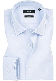 e8875611 Amazon.com: Hugo Boss Men's Mark Sharp Fit Dress Shirt: Clothing