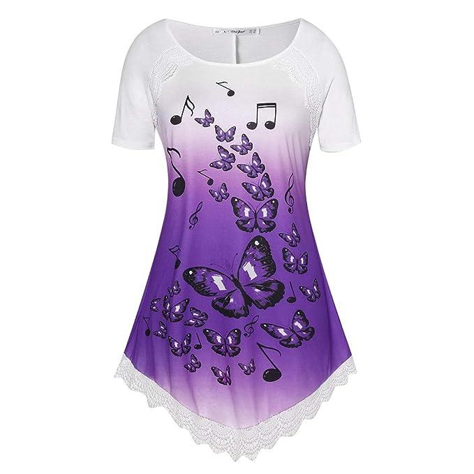 c62a467b6 Darringls Camiseta para Mujer