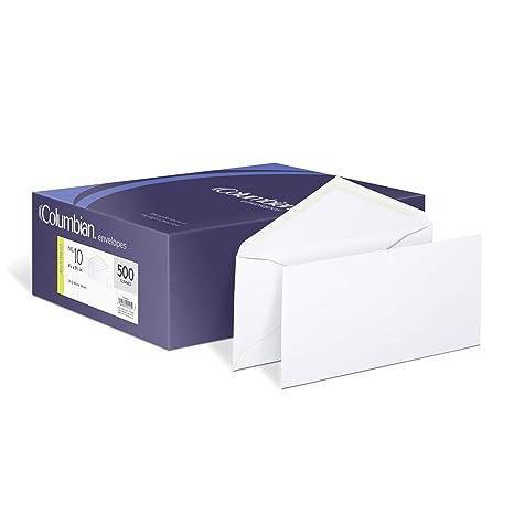 Amazon.com: Columbian CO125 sobres con goma para el sello ...