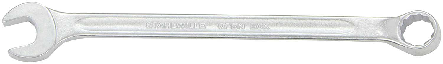 Stahlwille STW1417 17 mm Combination Spanner - Silver 14/17