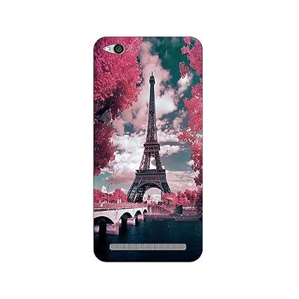the best attitude f5f38 c1f58 Go Hooked Designer Redmi 5A Back Cover | Redmi 5A: Amazon.in ...