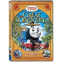 Thomas & Friends: The Great Discovery - The Movie (Bilingual)