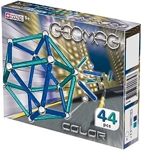geomag colour set 44 pieces - Geomag Color 64 Pieces