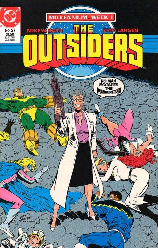Outsiders, The (1st Series), Edition# 27 ()