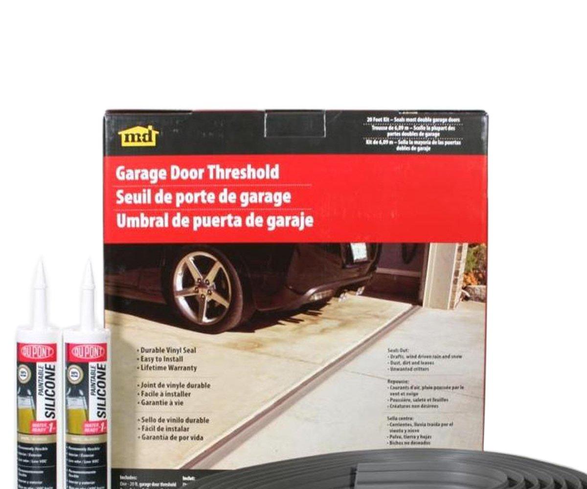 M d building products 50101 20 feet double door garage door m d building products 50101 20 feet double door garage door threshold kit garage door seal amazon rubansaba