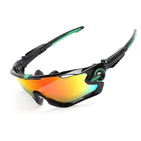 Blisfille Gafas de Seguridad Laboral Luz Gafas Protectoras Soldador,Style 8