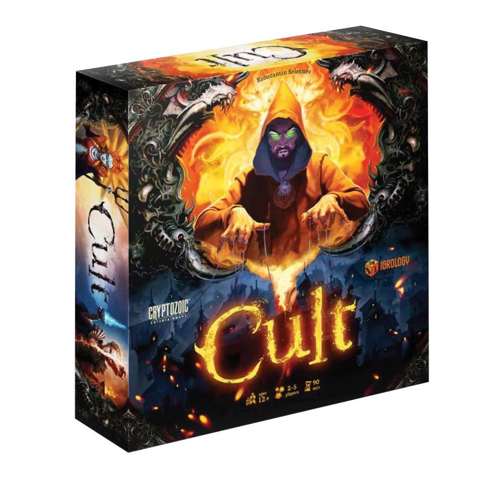Unbekannt Cryptozoic Entertainment CRY02744 Cult, Mehrfarbig
