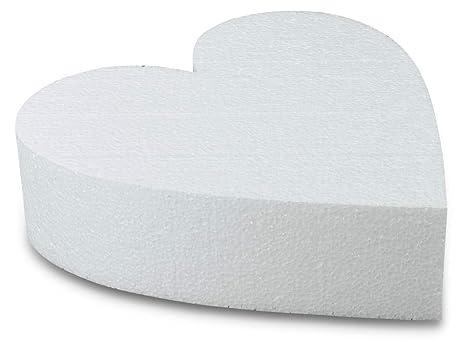 Staedter cuore taglio per torta demo bianco white cm amazon