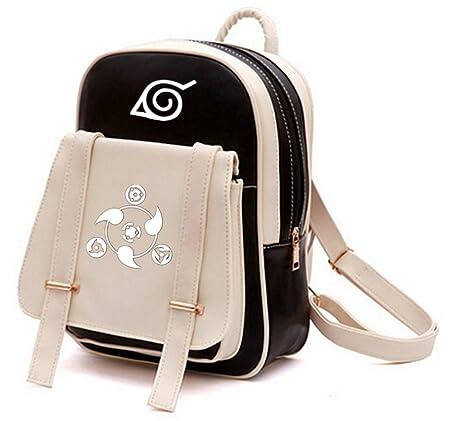 YOYOSHome Japanese Anime Cosplay PU Luminous Daypack Shoulder Bag Backpack School Bag