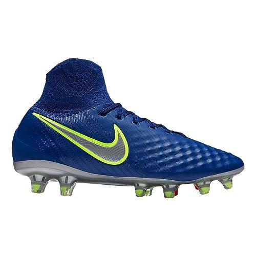 sale retailer 5f1ad 85dd1 Nike Magista Obra II Fg, Scarpe da Calcio Unisex - Bambini: Amazon.it:  Scarpe e borse