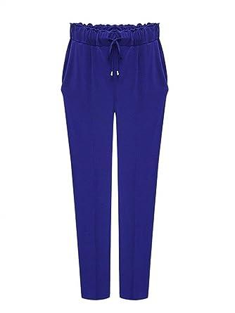 heiße Produkte erstklassiges echtes neueste Hosen Damen Freizeithose Haremshose Chino Elegant ...