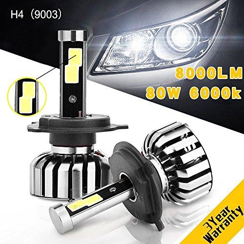 9003 led headlight bulb - 7