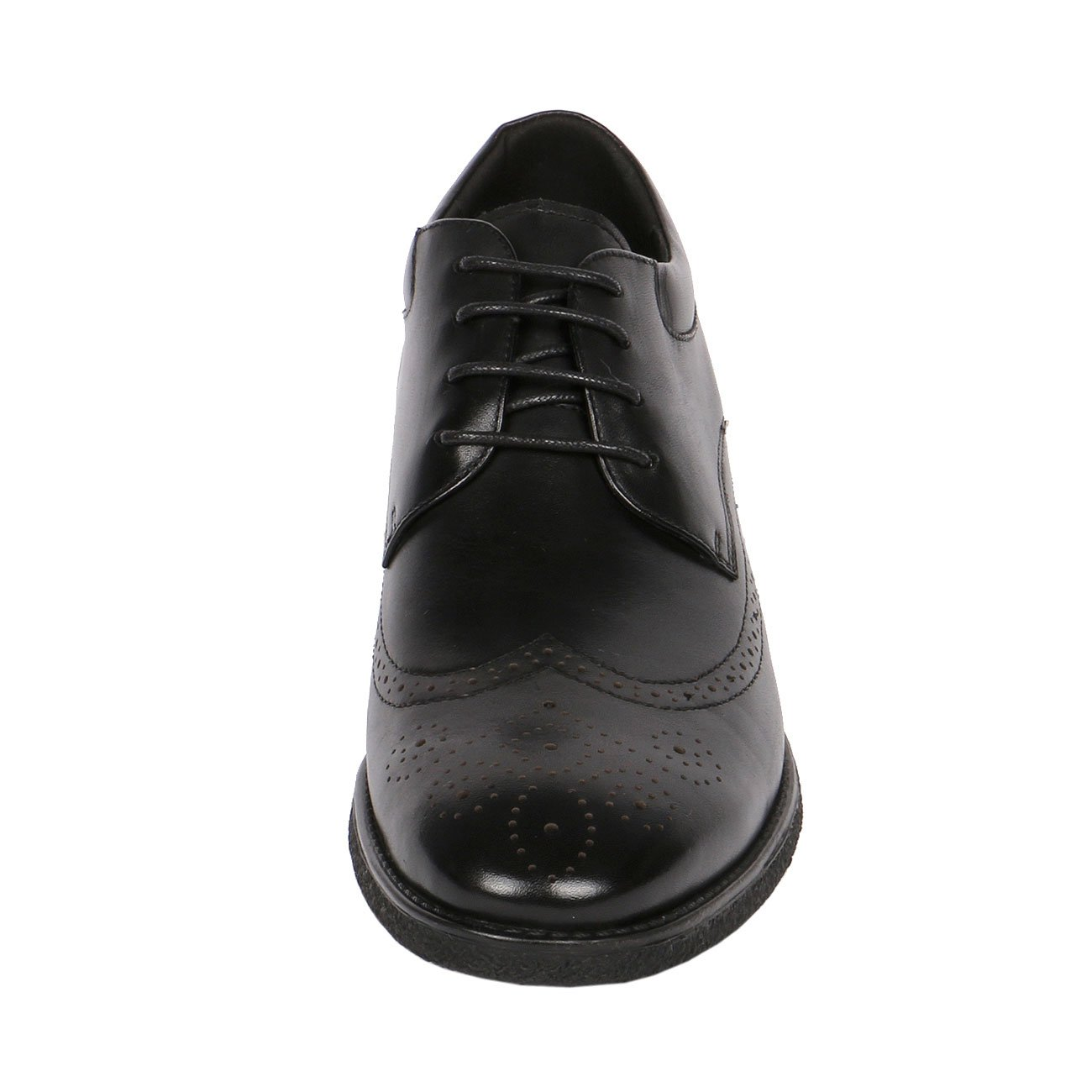CYD21BL JOTA Shoes Handsome Leather Shapes a Punching Wingtip with 3 Height Elevation