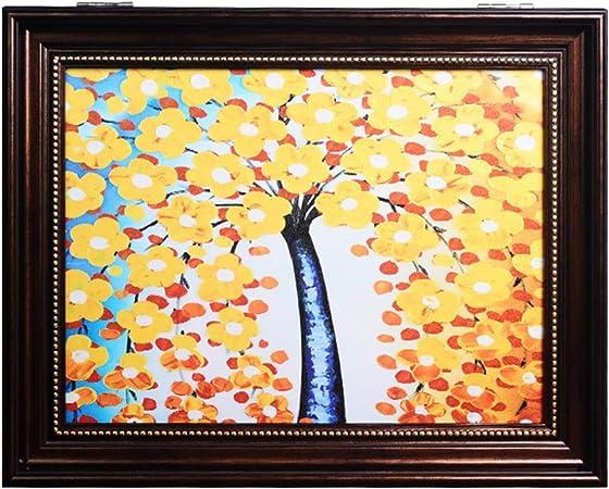 YUMUO Caja de medidor Pintura Decorativa,Tapa de la Caja de distribución Puede Empuje y Tire Pintura Cubierta de salón murales para energía eléctrica de la Caja hx1106-C: Amazon.es: Hogar