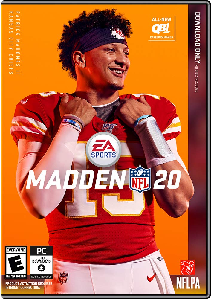 Madden NFL 20 [Online Game Code] by Electronic Arts