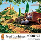 Food Landscapes by Carl Warner - Tuscan Landscape