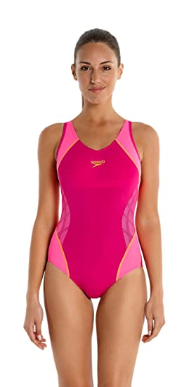 good quality shoes for cheap another chance Speedo Fit Splice Maillot de Bain Muscleback Femme