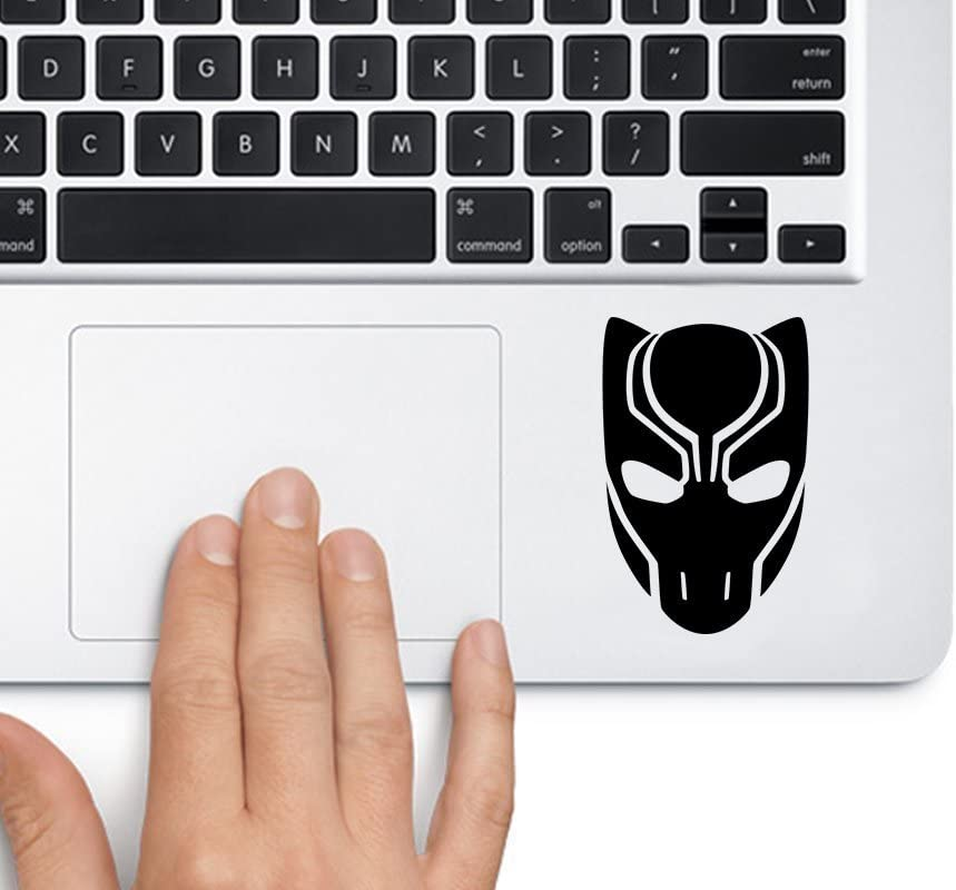 Decal Black Panther Marvel - Apple Macbook Laptop Vinyl Sticker Decal
