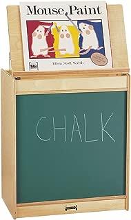product image for Jonti-Craft 0542JC Big Book Chalkboard Easel