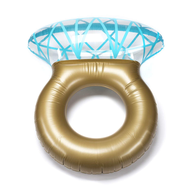 Goods & Gadgets Anillo de Diamante Hinchable 36102 ...