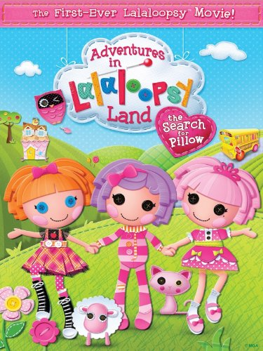 Adventures In Lalaloopsy Land: The Search For Pillow ()