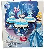 Cinderella Cupcake Party Baking Kit