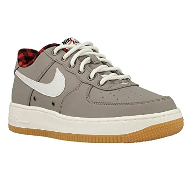 Autumn Winter 2017 Nike Red Nike Air Force 1 Lv8 Gs 820438 601 United States Women Men Sneaker Size 5 5 US 10 12 2013 2013