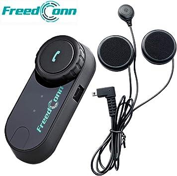 T-COMVB BT Wireless Bluetooth 800m Helmet Intercom Motorcycle Headset Interphone