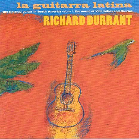 La Guitarra Latina: Richard Durrant: Amazon.es: Música