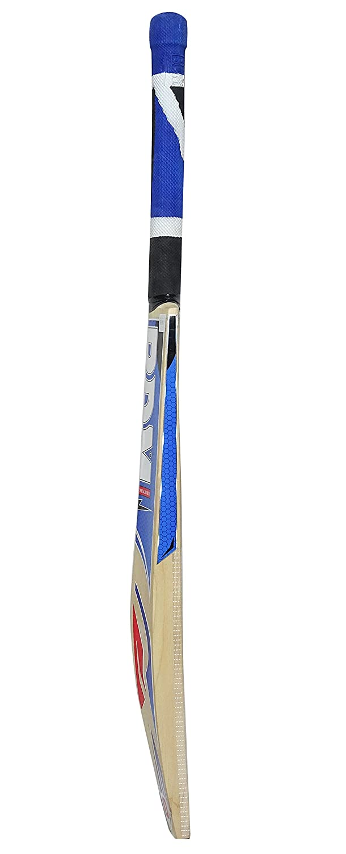 Gewicht w/ählen Piece Cane Griff Kaschmir Willow Wood Cricket-Schl/äger-Fall-Erwachsen-Gr/ö/ße Carry BDM Pro Multi