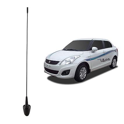 Autofy AM/FM Car Antenna for Maruti Suzuki Swift Dzire (Black)