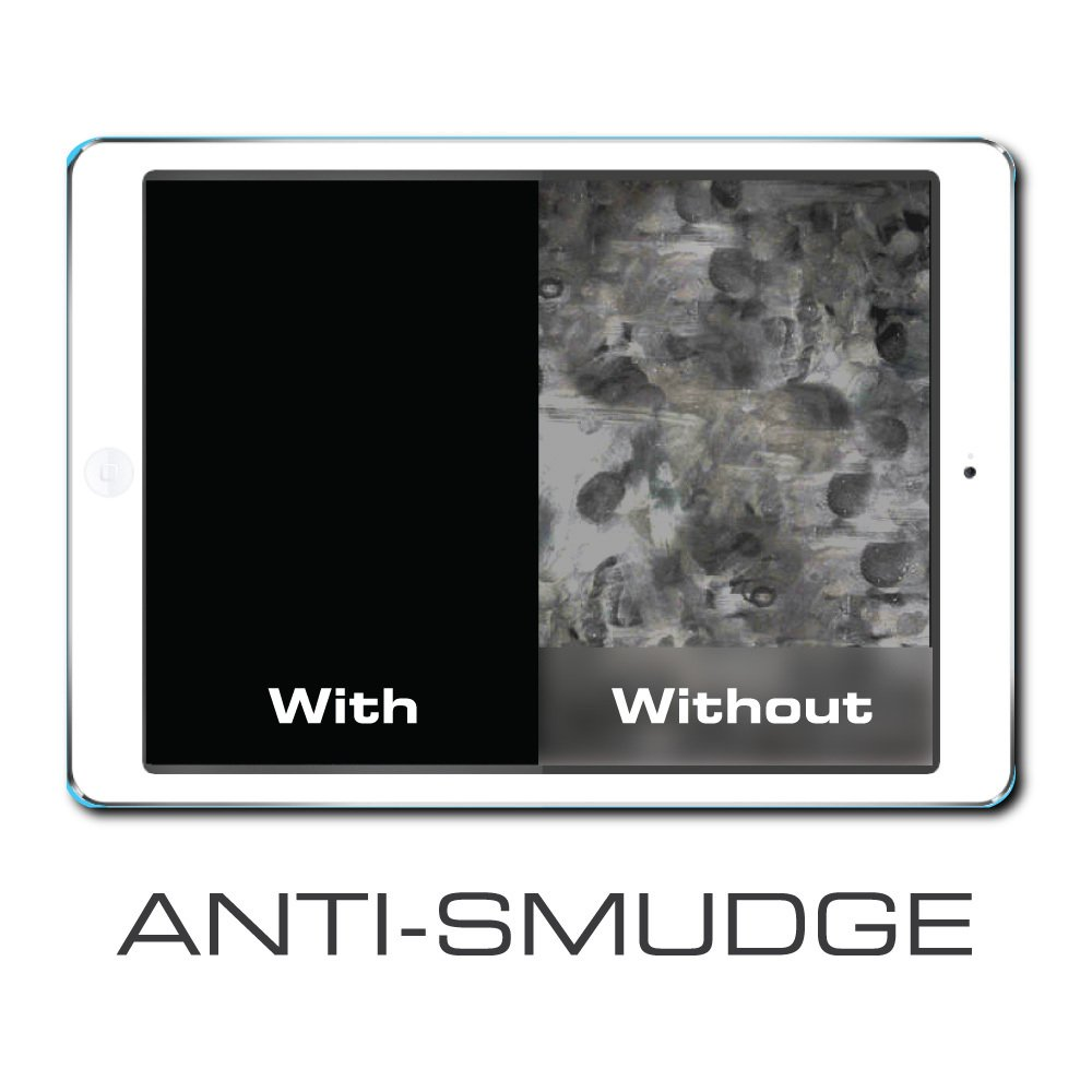ArmorGlas - Anti-Glare Tempered Glass Screen Protector (Full Size iPad 2/3/4)