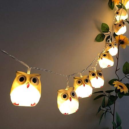 Amazon.com: Iulove - Guirnalda de luces para decoración de ...