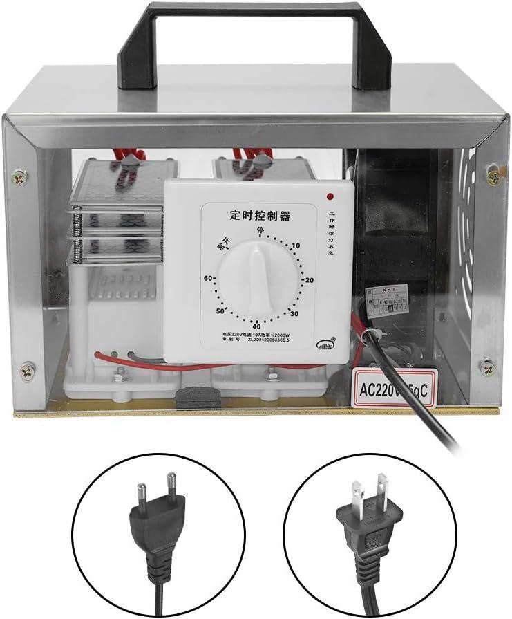 35 gC compresor de ozono cerámico integrado plancha aire agua ...