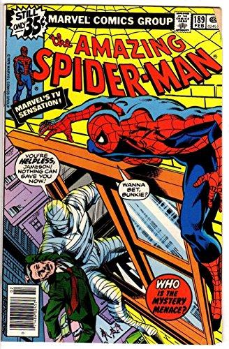 spiderman 189 - 8