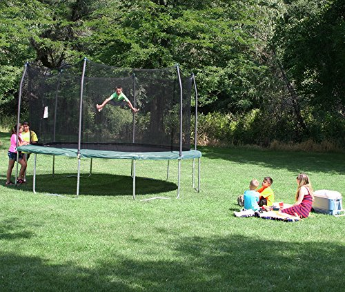 Skywalker Trampoline 12 Feet Round Trampoline With
