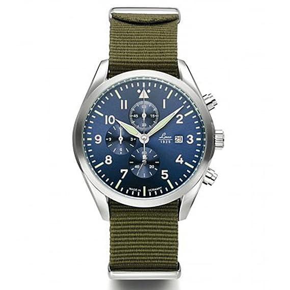 Limit limitada Laco reloj de pulsera con cuarzo - Fabricado en Alemania.: Amazon.es: Relojes