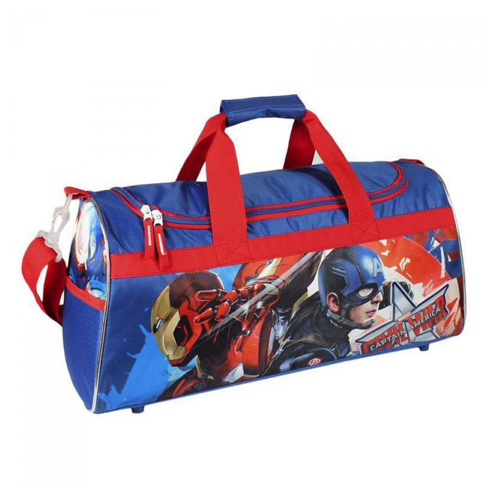 Sac de sport 50x20x23cm Captain America Civil War Side Avengers 2100001317