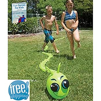 Amazon Com Irrigation Sprinklers Toy Inflatable For Kids