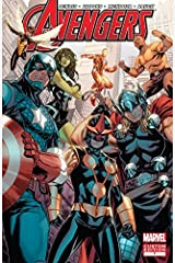 Avengers: Heroes Welcome #1 Kindle Edition